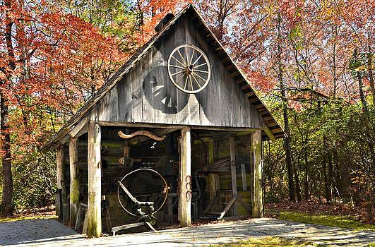 Blacksmith Shop by Susan Leggett