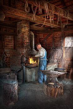Mike Savad - Blacksmith - The importance of the Blacksmith