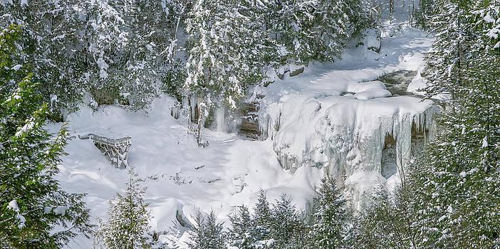 Mary Almond - Blackwater Falls Pano