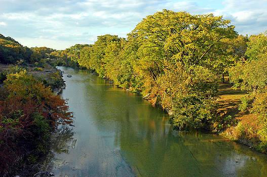Robert Anschutz - Blanco River at Fischer