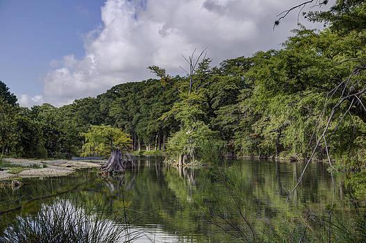 Bonnie Davidson - Blanco River