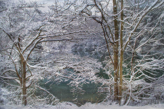 Blanket of Snow by Kathy Jennings