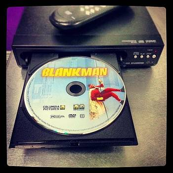 #blankman At #work #flashbackfriday by Leon Nayshun