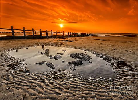 Darren Wilkes - Blazing Sands