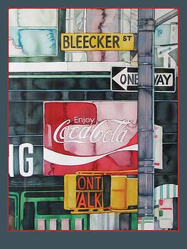 Bleecker Street by Tim Mullen