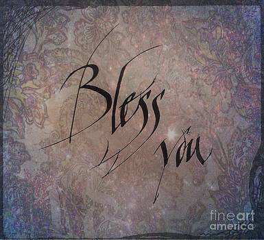 Bless You by David  Speck