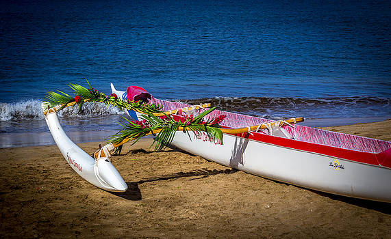 Blessed Canoe by Jonica Hall