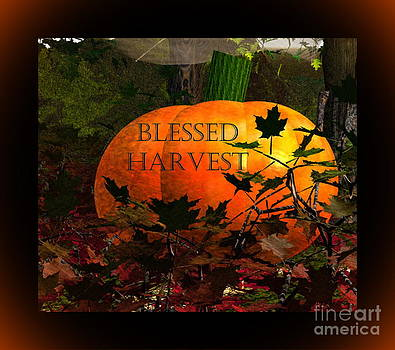 Eva Thomas - Blessed Harvest