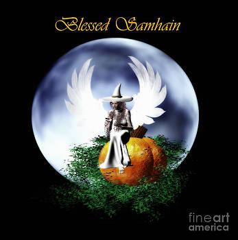 Eva Thomas - Blessed Samhain
