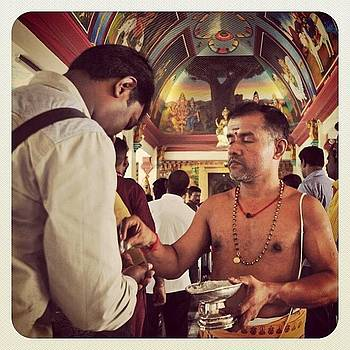Blessing #india #hindu #tamil by Dani Daniar