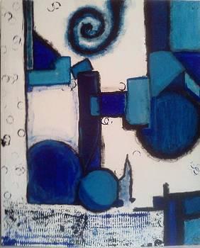 Bleu  by Holly  Varner