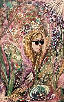 Blind beauty by Mikhail Savchenko