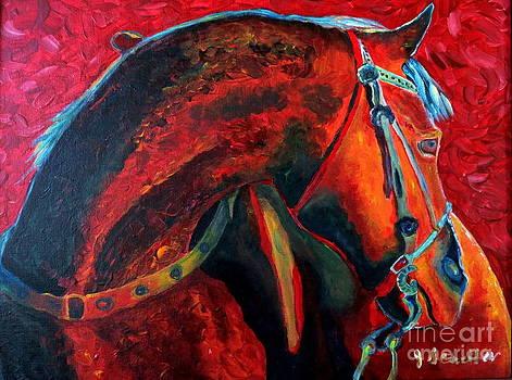 Bling Horse by Jodie  Scheller