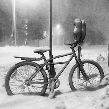 Blizzards Bike by Corey Sheehan