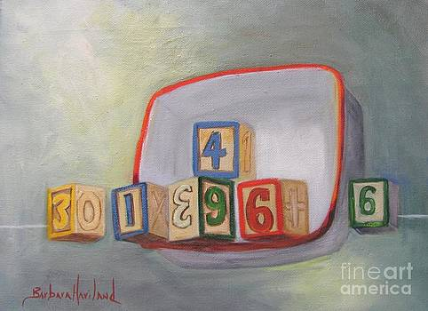 Blocks and Porcelain by Barbara Haviland