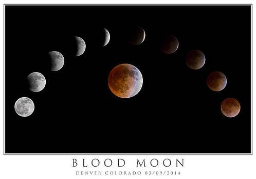 Blood Moon by Howard Weitzel