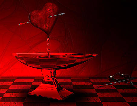Blood of Love by Ma Bu
