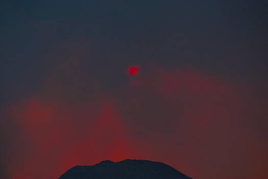 Blood Sun by Dennis Galloway