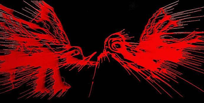 Blood by Syma Art