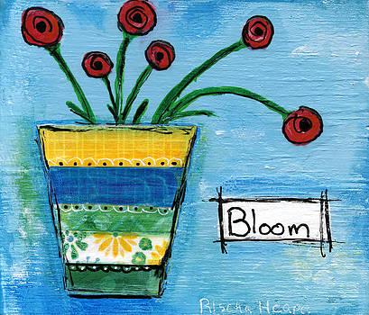 Bloom Block by Rischa Heape