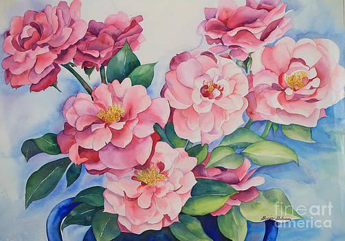 Shirin Shahram Badie - Blooming Grace