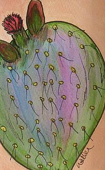 Marcia Weller-Wenbert - Blooming Paddle