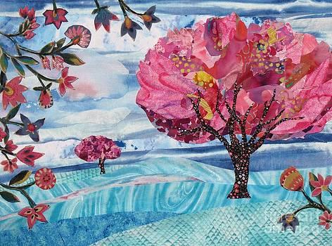 Blooming Spring by Susan Minier