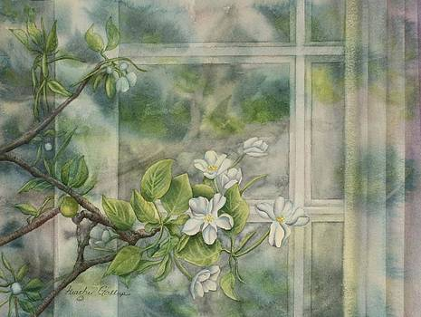 Blossoms Inside and Out by Heather Gallup