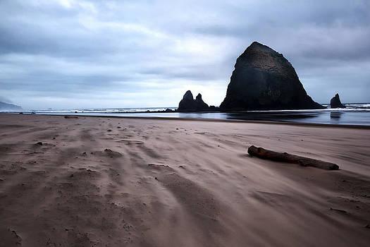 Blowing Sand by Steve Blair