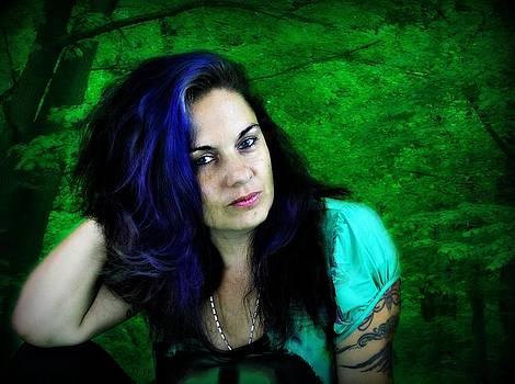 Rebecca Frank - Blu me