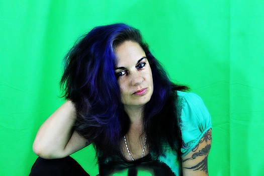 Rebecca Frank - Blu
