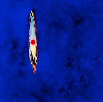 Blue 112 by Vera Komnig