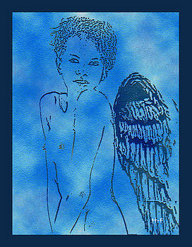Blue Angel by Herbert French