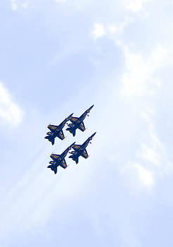Blue Angels 35 by Jessica Snyder