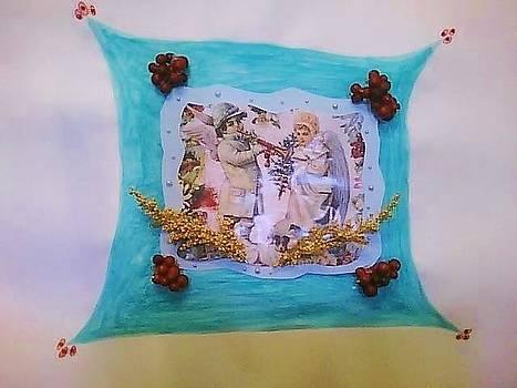 Blue Angels by Karen Jensen