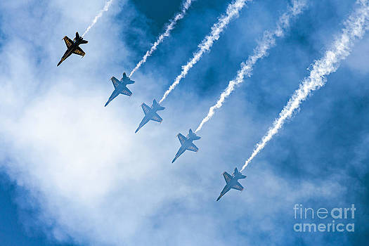 Kate Brown - Blue Angels
