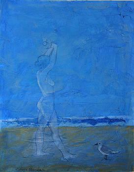 Victoria Sheridan - Blue Beach
