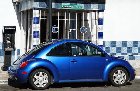 Ramunas Bruzas - Blue Beetle