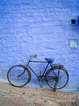 Tim Hester - Blue Bike