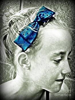Samantha Radermacher - Blue Bow