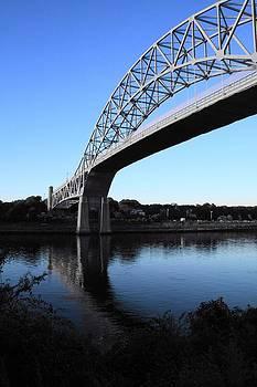 Blue Bridge by Matthew Grice