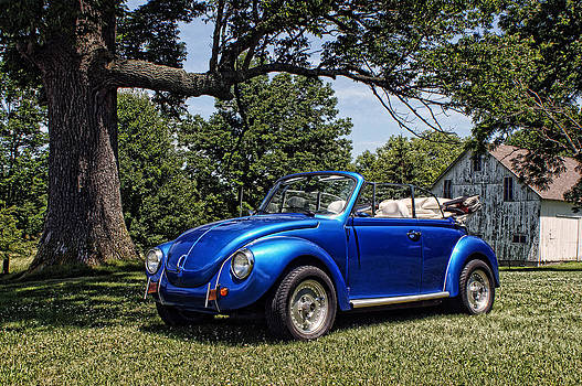 Blue Buggin by Off The Beaten Path Photography - Andrew Alexander