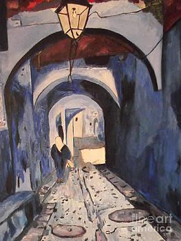 Blue Casba by Harry Pity