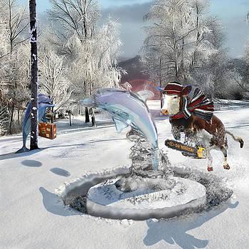 Douglas Martin - Blue Christmas