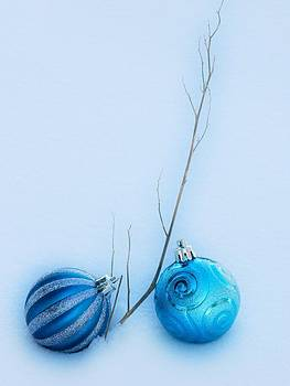 Blue Christmas by Michelle Frizzell-Thompson
