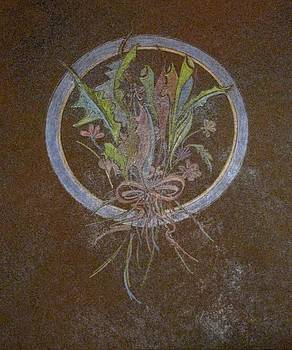 JoAnn Cotyjo Smith - Blue Circle