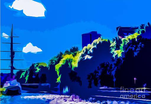 Algirdas Lukas - Blue City 04