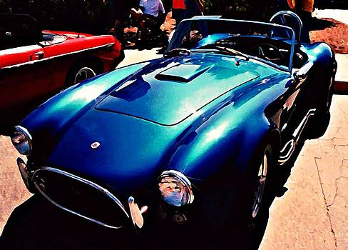 Blue Cobra by Stanley  Funk