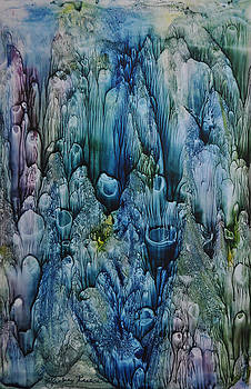 Blue Coral by Mickey Krause