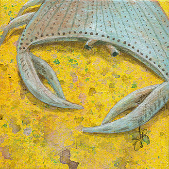 Blue Crab by Aprille Lipton